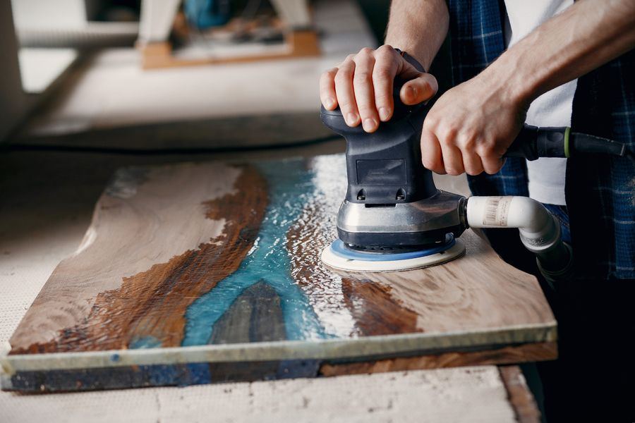 eliminar pintura de la madera
