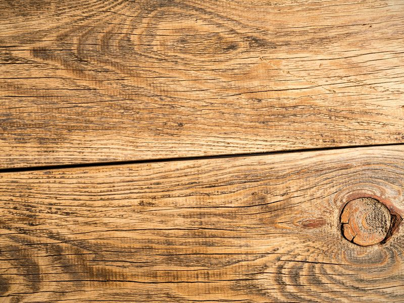 madera tipos