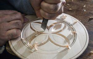 como tallar madera para principiantes